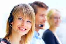 Call centre people